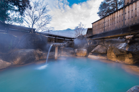 image of Hot Springs