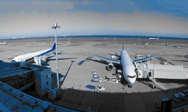 Haneda Airport - How to get to Central Tokyo from Haneda Airpot