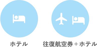 Go To ホテル・航空券+ホテル